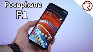 Is the Xiaomi Pocophone F1 the OnePlus killer? My review