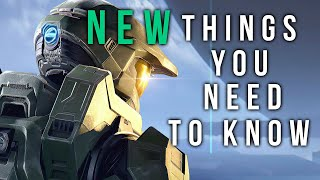 Halo Infinite: 10 NEW Things You NEED TO KNOW