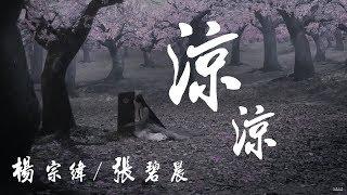 【三生三世十里桃花】凉凉  楊宗緯 & 張碧晨《自製歌詞MV》|十里桃林
