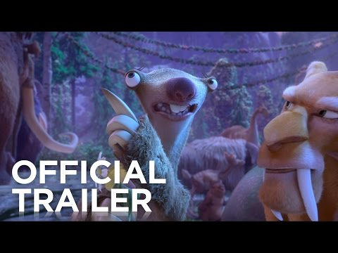 Ice Age: Collision Course (2016) Official Trailer