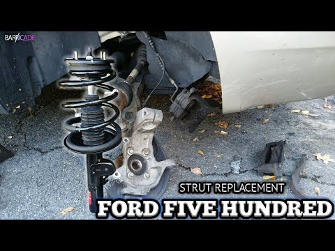 STRUT REPLACEMENT (FORD FIVE HUNDRED)