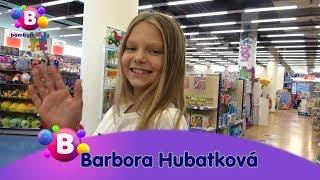 19. Barbora Hubatková - dejte jí svůj hlas