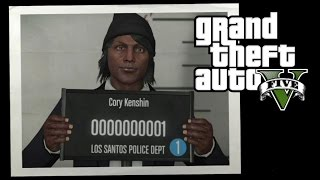 CORYXKENSHIN: THE CRIMINAL!? | GTA V Online