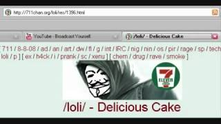 Anonymous Pedophiles of 4chan  Anonymous  love CHILD PORNOGRAPHY