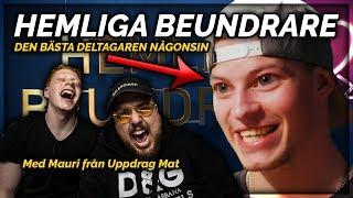 HEMLIGA BEUNDRARE MED MAURI *BÄSTA DELTAGAREN* [ft. UPPDRAG MAT]