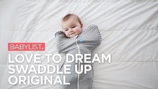 Love to Dream Swaddle UP Original Review - Babylist