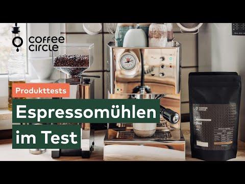Espressomühlen im Test: Die Testsieger Graef CM 800, Eureka Mignon, Baratza Forté AP