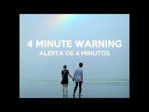 4 Minute Warning - Radiohead / Lyrics ENG-ESP Subtitulado