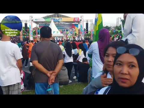 FUN Walk BPJS Ketenagakerjaan se Kalimantan Timur di Balikpapan