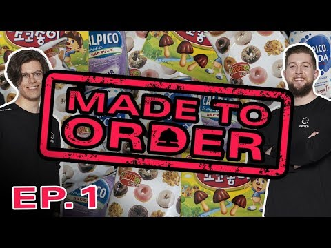 MADE TO ORDER | Episode 1 | #ORDERLOL