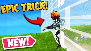 *NEW* MODE SECRET TRICK! - Fortnite Funny Fails and WTF Moments! #384