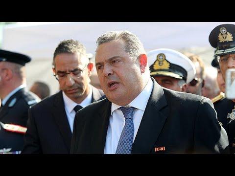 Π. Καμμένος: Οι μόνοι που δεν είναι πειρατές, είναι οι Έλληνες…