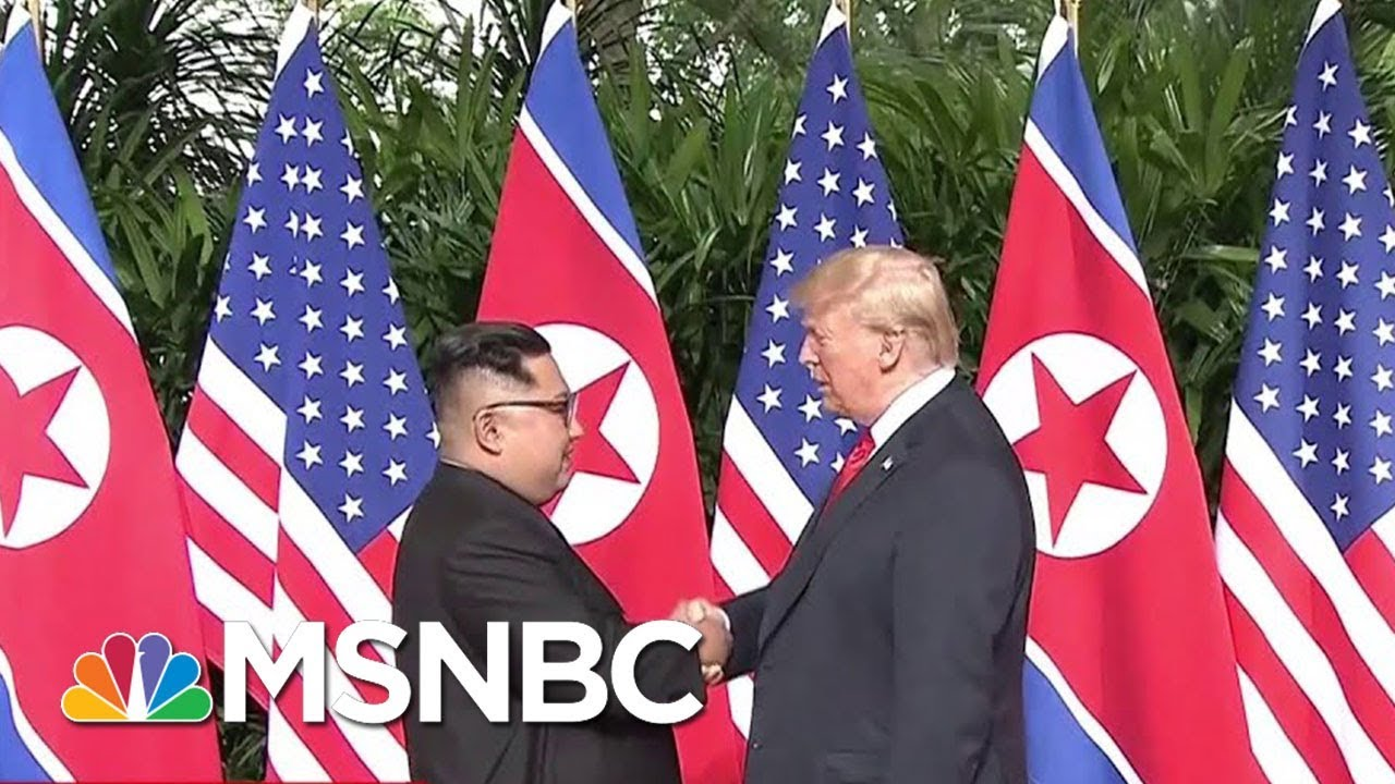 The 'Major Problems' In President Donald Trump-Kim Jong Un Agreement | Morning Joe | MSNBC thumbnail