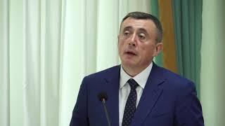 """Валерий Лимаренко: """"...прошу поддержать кандидатуру Алексея Белика"""""""