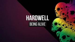 Hardwell Feat. Jguar   Being Alive  (Acapella Edit)