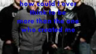 Kutless - Not What You See with lyrics