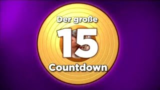 Kirmesmusikanten Top 15 Accordion 2017 CountDown