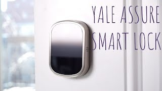 YALE ASSURE SMART LOCK REVIEW