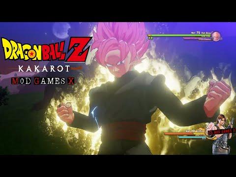 Dragon Ball Z Kakarot MOD - Goku Black