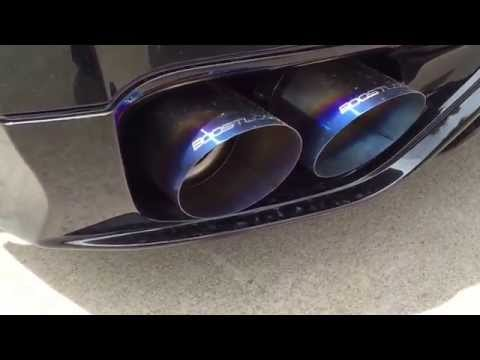 BoostLogic Titanium exhaust