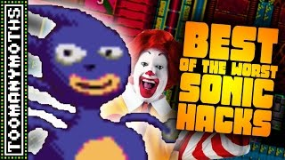 Best of the Worst Sonic the Hedgehog ROM Hacks