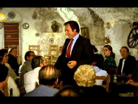 Manolo Escobar en el Sacromonte ¿videoclip?