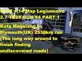 ETS2 1.14 Map Legiunnaire 2.7 TEST RUN #4 PART 1