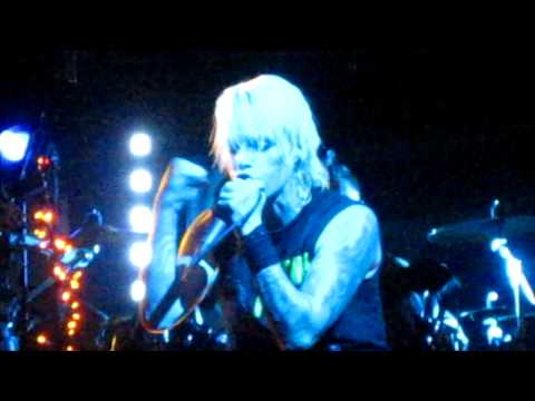 """Confrontation"" by OTEP live at the Culture Room in Ft. Lauderdale on 7/10/10 (HD)"