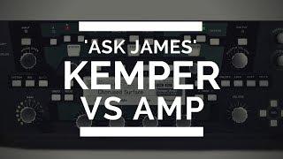 Kemper vs Amp!
