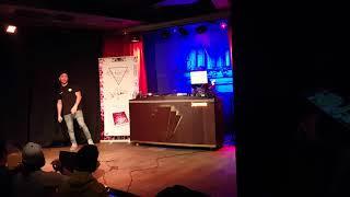 """R.O.N.R.O.N.E.A. Presentación Del Disco """"acariciado Mundo"""" De Sharif En El Café Berlín De Madrid."""
