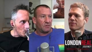 Dorian Yates on Bodybuilding Diet and Cutting