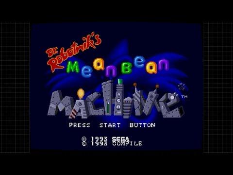 Dr. Robotnik's Mean Bean Machine Gameplay (PC)