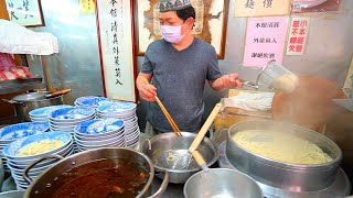 Muslim Street Food in TAIWAN | Taipei's HALAL Street Food HEAVEN - BEST Taiwanese Street Food