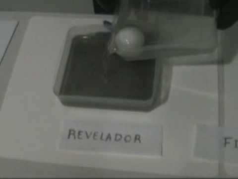 REVELADO MANUAL DE PELICULAS RADIOGRAFICAS