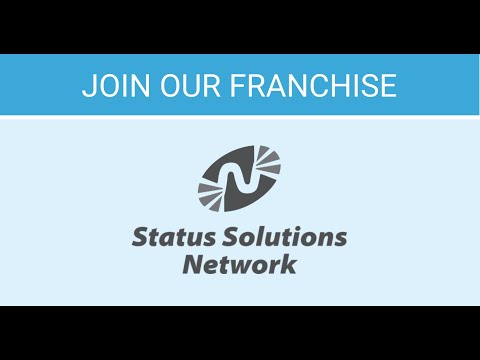 , title : 'About Us - Status Solutions Network
