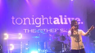 Tonight Alive - The Other Side (HD) - Koko - 25.11.14