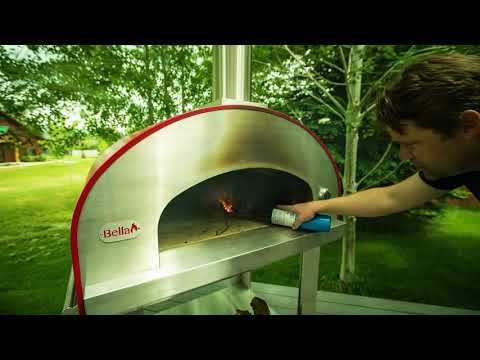 Bella Portable Wood Fired Pizza Oven Overview