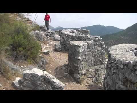 Conoce Andalucía: Trincheras del Maullo - Víznar (Granada)