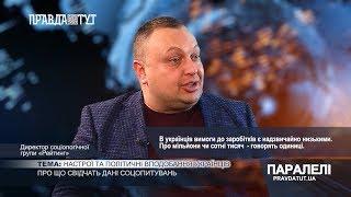 «Паралелі» Олексій Антипович: Політичні вподобання українців