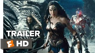 Movieclips Trailers - Justice League Trailer #1 (2017)
