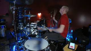 Blink 182   Happy Days  (Drum Cover)