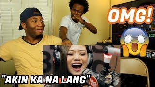 "Morissette performs ""Akin Ka Na Lang"" LIVE on Wish 107.5 Bus (REACTION)"