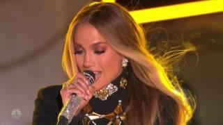 Jennifer Lopez at New York City's 4th of July 2017 Celebration