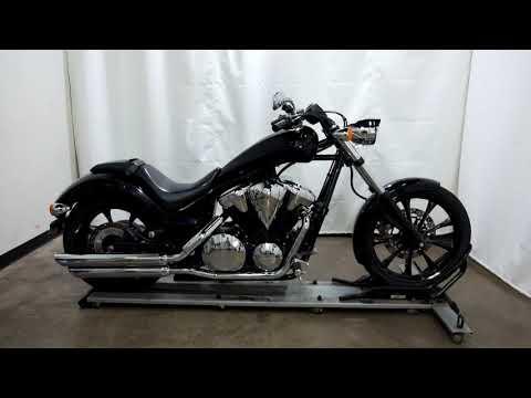 2012 Honda Fury™ in Eden Prairie, Minnesota - Video 1
