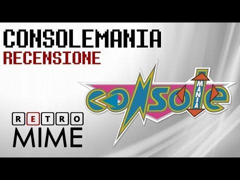 RetroMime - Analisi Rivista Consolemania