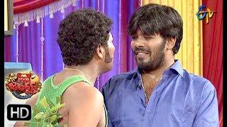 Sudigaali Sudheer Performance | Extra Jabardasth | 20th July 2018 | ETV Telugu