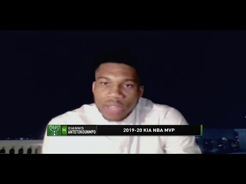 "Giannis Antetokounmpo: ""Don't Call Me Two-Time MVP Until I'm A Champion"" 