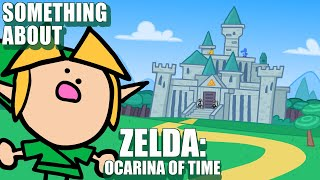 Something About Zelda Ocarina Of Time - PART 1 - ANIMATED (Loud Sound Warning) 🧝🏻✨