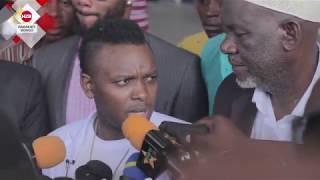 Muigizaji kutoka Australia, John Kay  ametua Bongo kufanya kazi na Duma