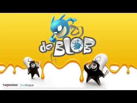 Видео № 1 из игры de Blob (Б/У) [Wii]